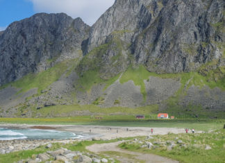 серфинг в норвегии