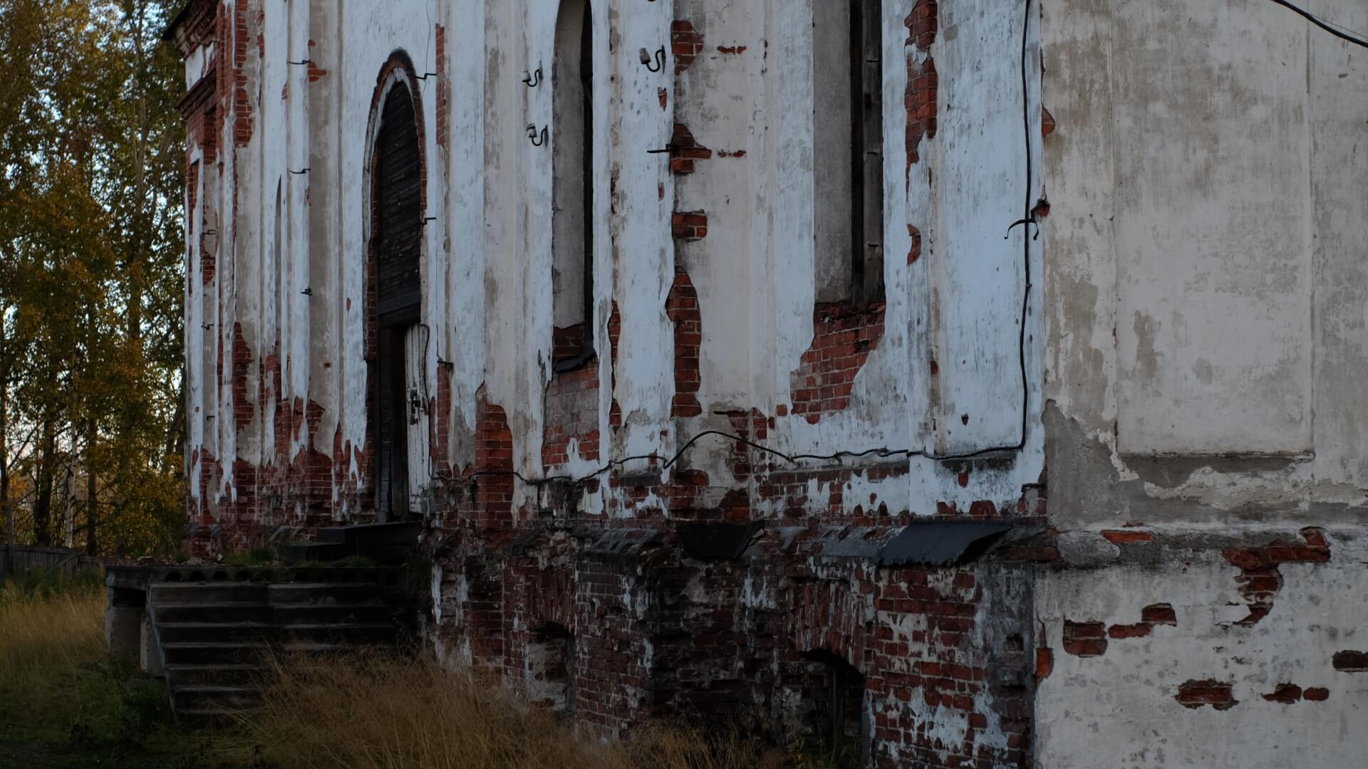 церковь в кеми