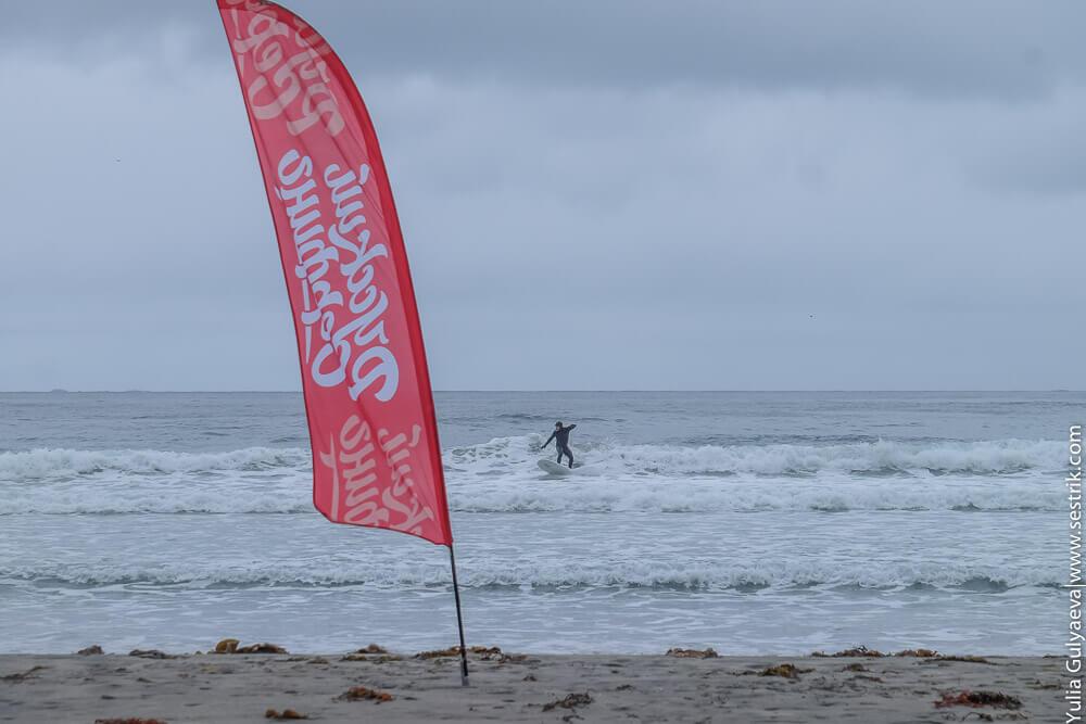 русский серфинг на лофонтенах