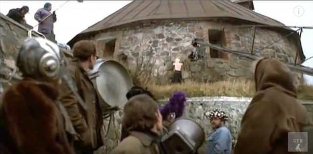 кадр из фильма брат в крепости корела