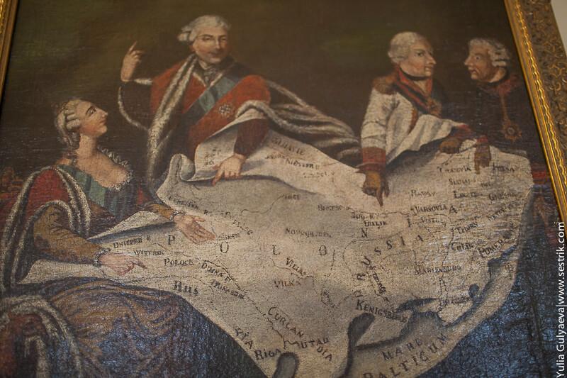 правители делят европу