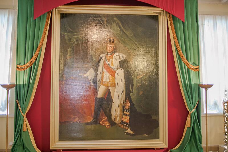 Император Павел и Мальтийский орден
