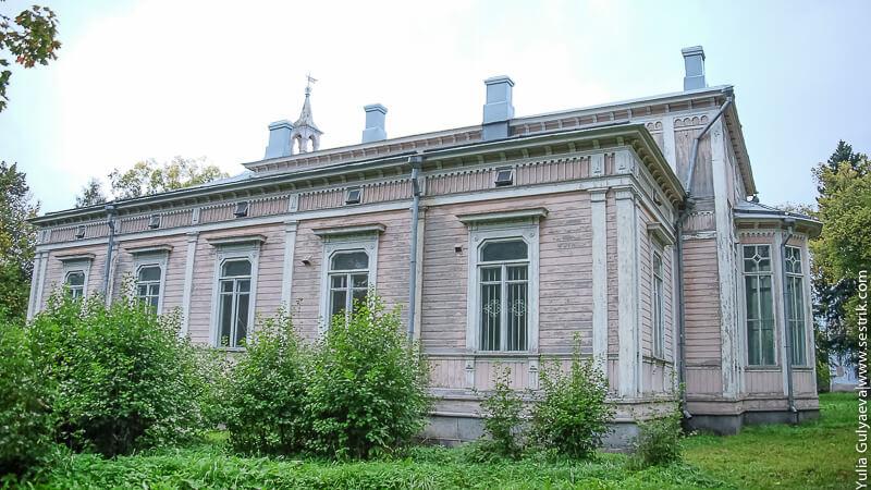 здание старой ратуши