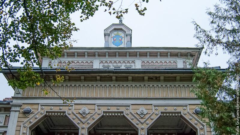 ратуша в сортавале