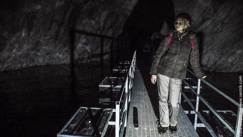 горный парк рускеала и подземный маршрут