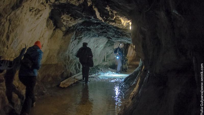 подземная рускеала