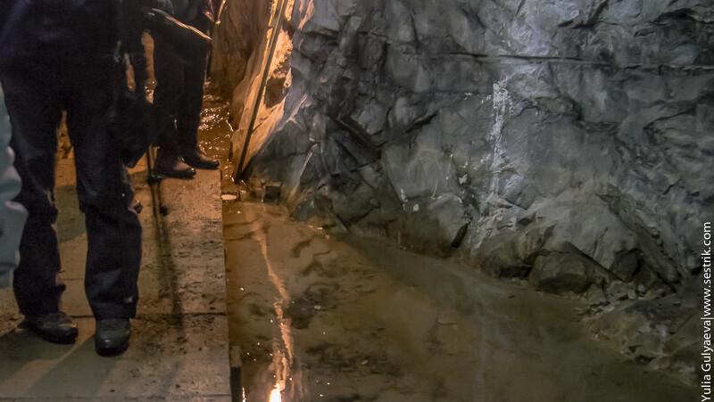 вход в подземелья рускеалы