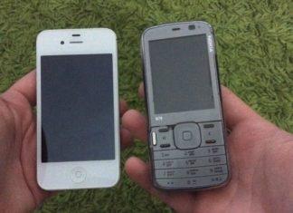 айфон или простая звонилка