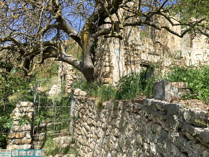 останки старого георгиевского монастыря