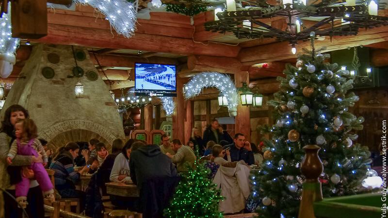 ресторан лидо на мельнице в риге