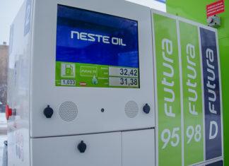 стоимость бензина в латвии