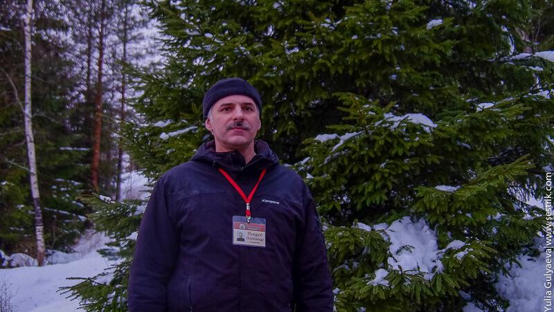 экскурсия в парке рускеала