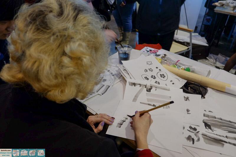 обучение живописи гохуа