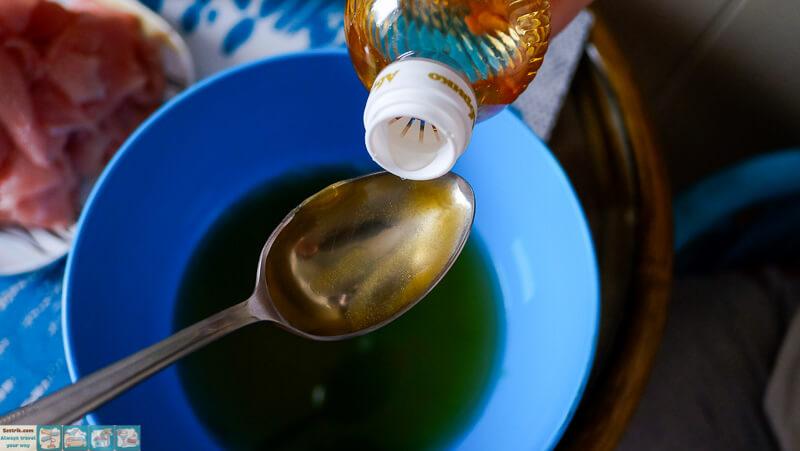 винный уксус для маринада джерки
