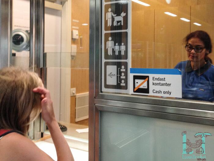 правила провозаживотных в метро стокгольма