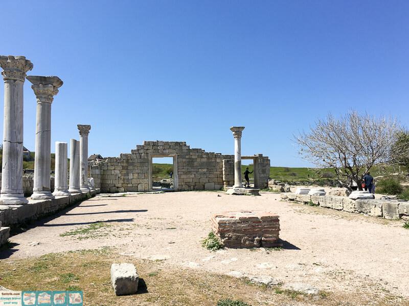 древний город крыма