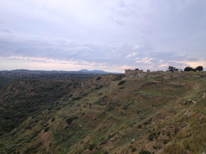 крепость антимахия