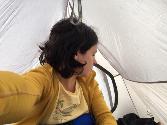 высота палатки naturehike