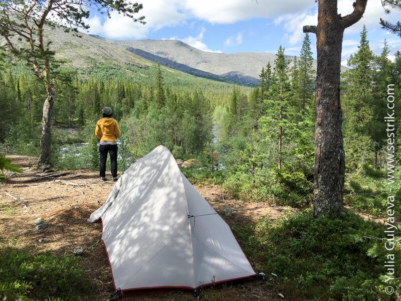 отзыв о палатке Naturehike