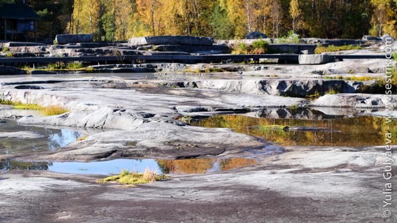 где находятся петроглифы в Карелии