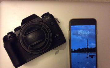 фотокамера или смартфон