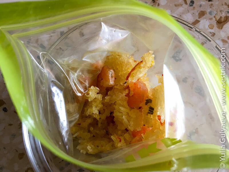 рецепт сушеной еды