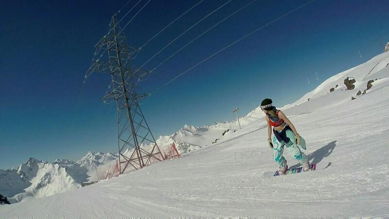 где катать на сноуборде в россии