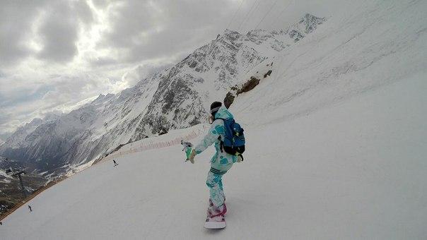 elbrus-сноубординг на эльбрусе