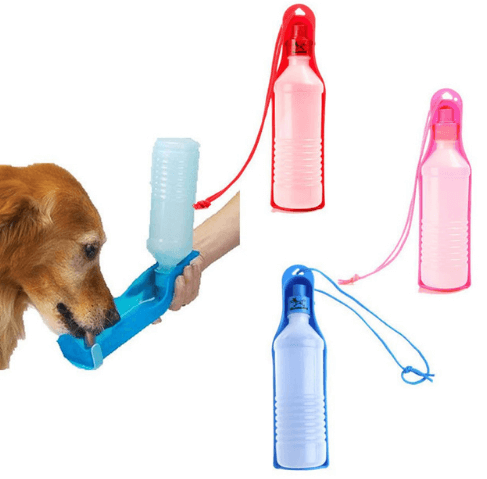 складная бутылка для собак