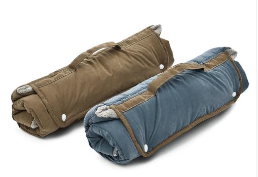 складной коврик-лежак для собак