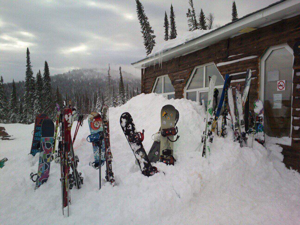 ге кататься на лыжах и сноуборде