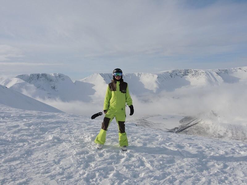 khibiny-сноубординг