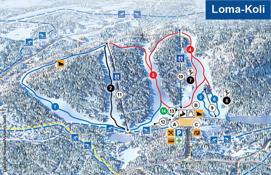 loma_koli_ski-map