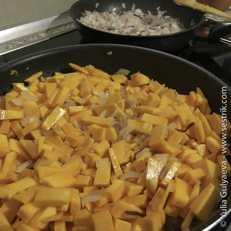 pumpkin-soup-суп из тыквы