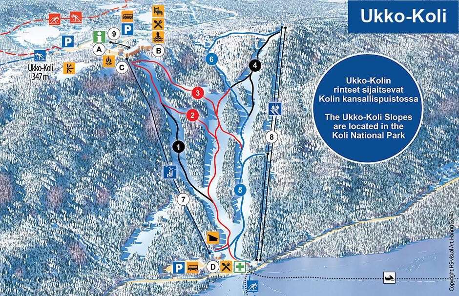 ukko_koli_ski-map