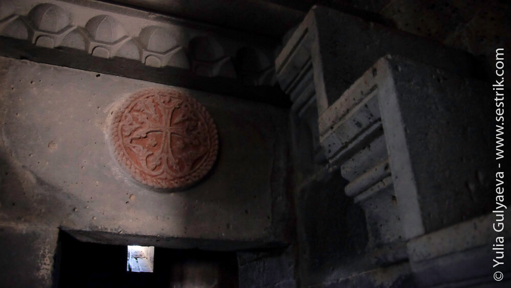 детали армянского зодчества