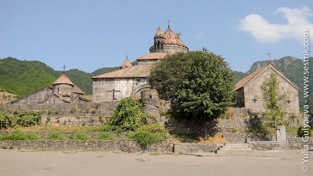 ахпат монастырь
