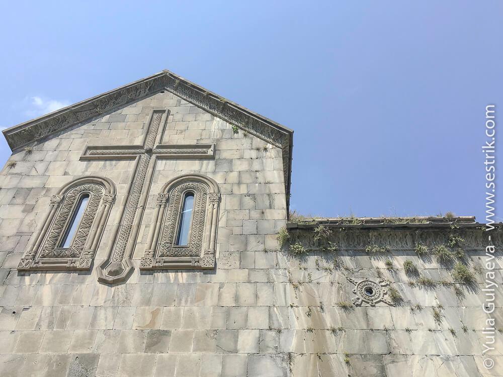 греческая церковь в Армении