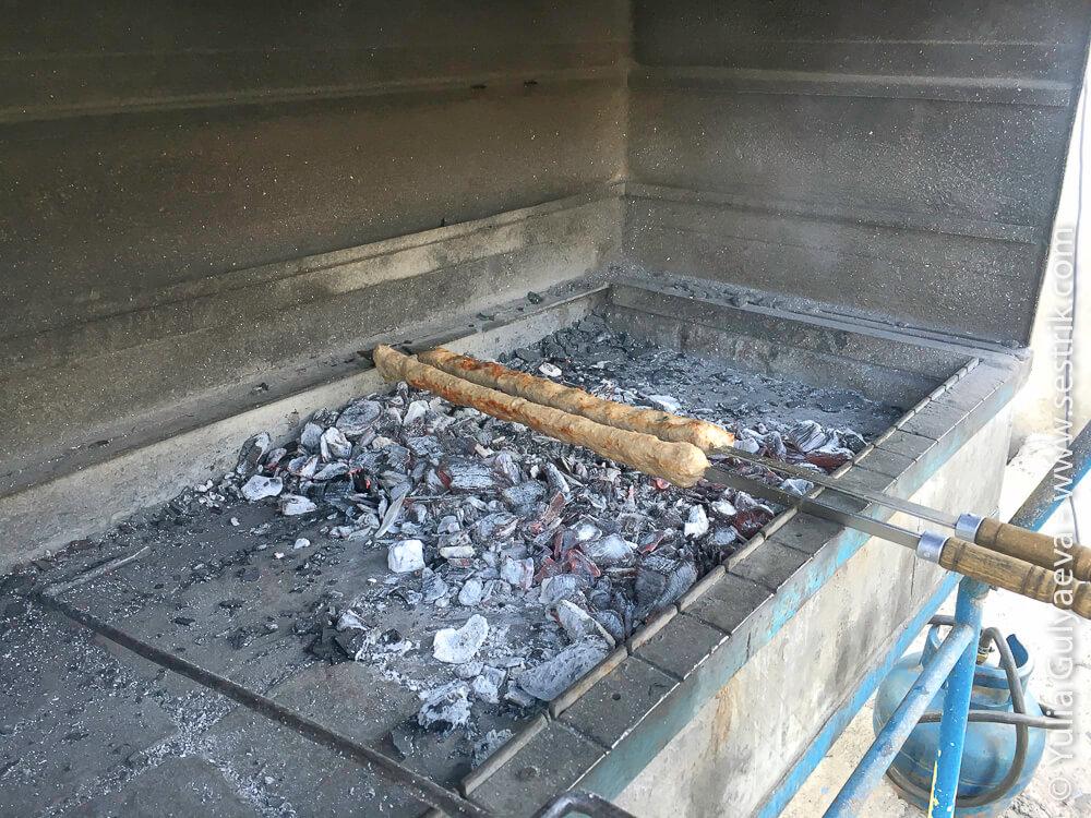 люля кебаб в армении