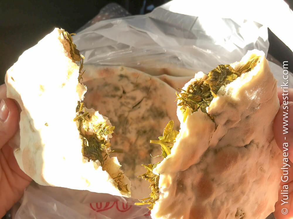 карабахский хлеб