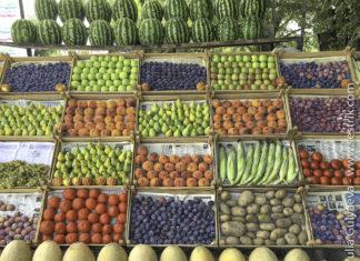 армянские фрукты