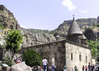 gegard-armenia церковь катохике