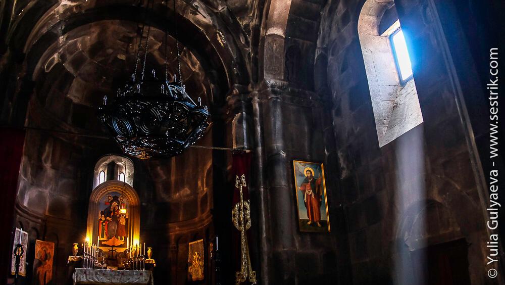 церковь Прошьянов