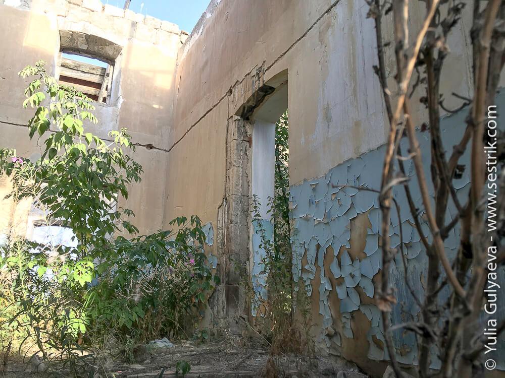 leninakan-гюмри дома разрушенные землетрясением