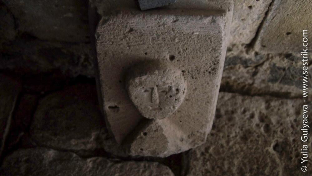 деталь в храме