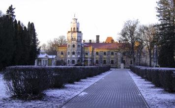 замок в Сигулде