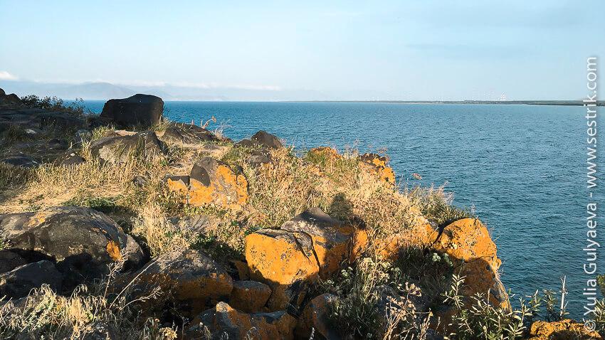 озеро севан айраванк