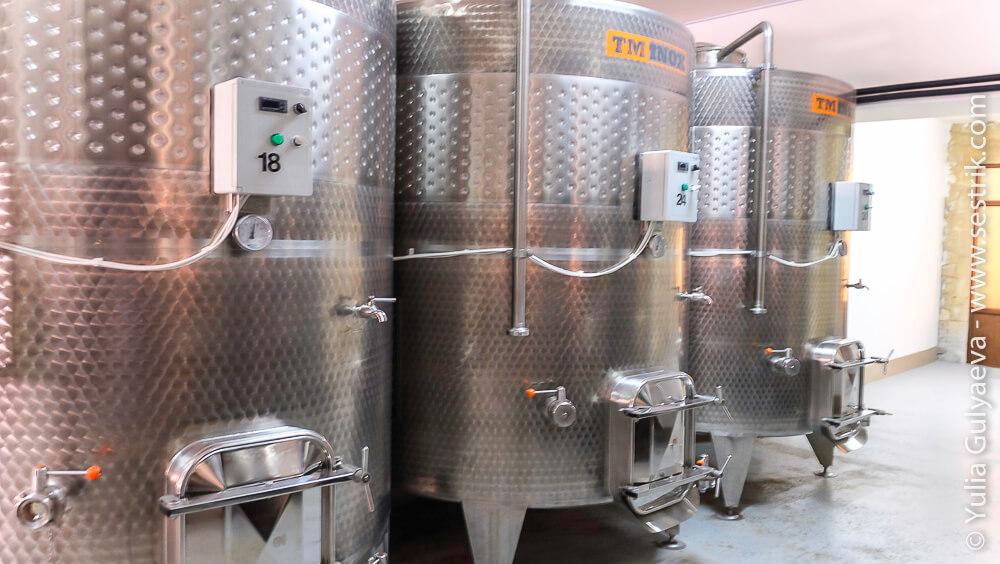как делают вино в армении