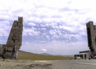 перевал воротан армения