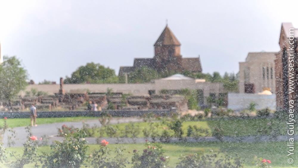 echmiadzin в армении